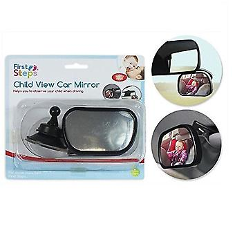 First Steps Child View Car Mirror Baby Safety Travel