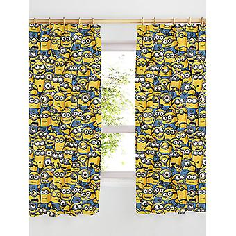 Despicable Me Minions Curtains