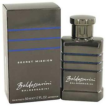 Baldessarini Secret Mission By Hugo Boss Eau De Toilette Spray 1.7 Oz (men) V728-531769