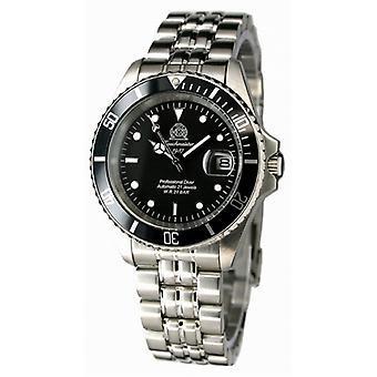 Tauchmeister Automatyczny zegarek nurkowy T0006