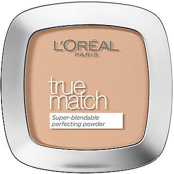 Loreal True Match Poudre 1D/1W Ivoire d'Or