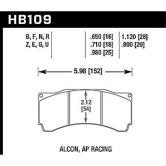 Hawk Performance HB109Z. 710 PC