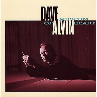 Dave Alvin - Museum of Heart [CD] USA import