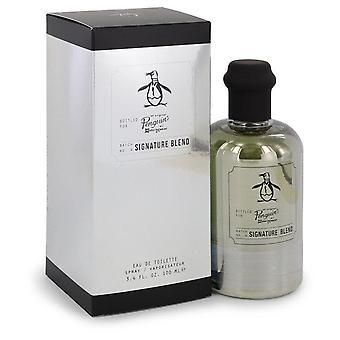 Original Pinguin Signatur Mischung Eau De Toilette Spray von Original Pinguin 544267 100 ml
