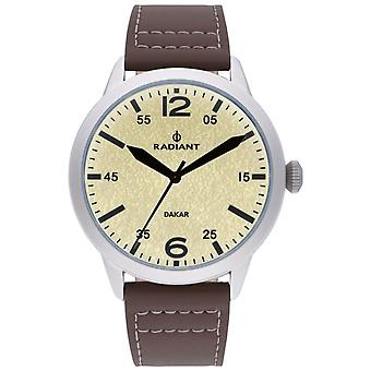 Radiant harald Quartz Analog Man Watch with RA504603 Cowskin Bracelet