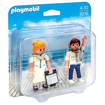 Playmobil Playmobil Duo Pack Cruise Vacation