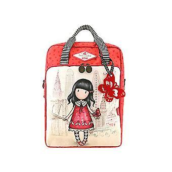 Gorjuss 796gj02 Messenger Bag 36 cm Beige