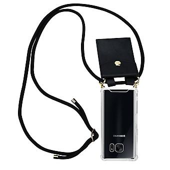Cadorabo Phone Chain Case for Samsung Galaxy S7 Case Cover - Necklace Silicone Shoulder Case with Cord Ribbon Cord and Removable Case Cover Cadorabo Phone Chain Case for Samsung Galaxy S7 Case Cover - Necklace Silicone Shoulder Case with Cord Cord Cord and Removable Case Cover Cadorabo Phone Chain Case Case Case Case Case Case Case