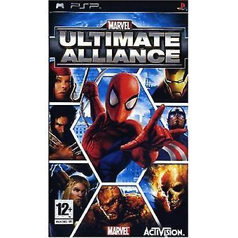 Marvel Ultimate Alliance (PSP) - New