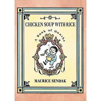 Chicken Soup with Rice Board Book - A Book of Months by Maurice Sendak