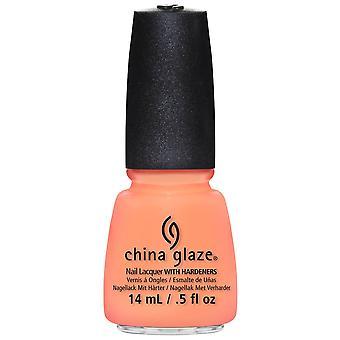 China Glaze Nail Polish Collection - Sun Of A Peach 14ml (81318)