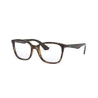 Ray-Ban RB7066 5577 Shiny Havana Glasses
