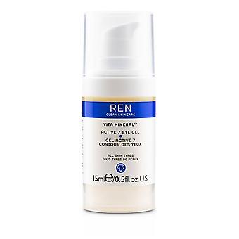 Ren Vita Mineral Active 7 Eye gel-15ml/0,5 oz