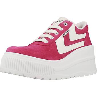 Go Sexy X Yellow Sport / Famous Color Fuchsia Shoes