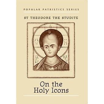 På den heliga ikoner av St-Studite Theodore-St Theodore stud