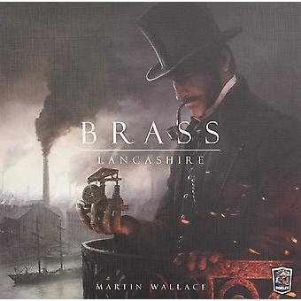 Brass Lancashire Board Game