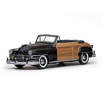 Chrysler Town and Country Convertible (1948) Diecast Model Car