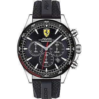 Scuderia Ferrari-horloge-heren-PILOTA-0830620