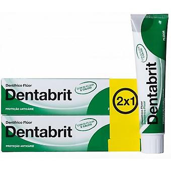 Dentabrit Fluor Double pack (Health & Beauty , Personal Care , Oral Care , Toothpaste)