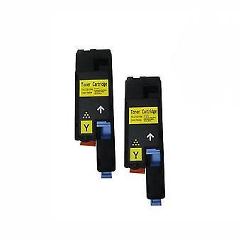 CT201594 CP105/205 Premium Generic Yellow Toner (Ensemble de 2)