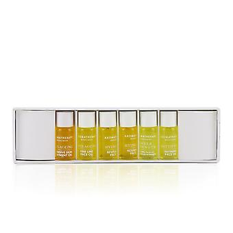 Aromatherapy Associates Face Oil Collection (six Potent Essential Oil Blends) - 6x3ml/0.1oz
