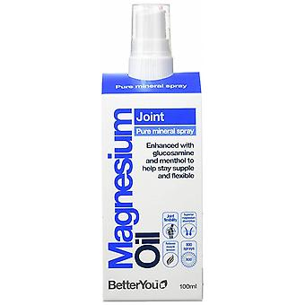 BetterYou MagnesiumOil Joint Spray 100 ml