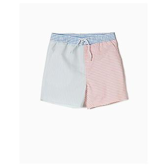 Zippy Bath Stripes Tri Shorts