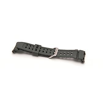Authentic casio watch strap for g-9000 dark green