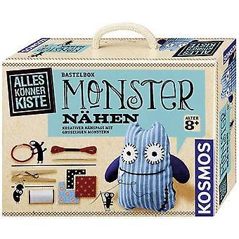 Arts & Craft kit monster middle