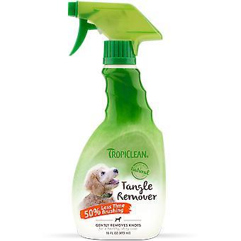 TropiClean Spray Desenredante 473 ml