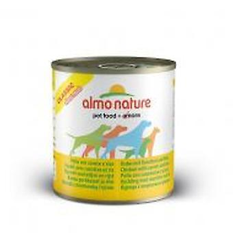 Almo nature Classic Chicken & Carrot And Rice (Dogs , Dog Food , Wet Food)