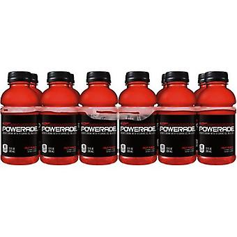 Powerade Ion4 Fruit Punch-( 710 Ml X 12 Bottles )