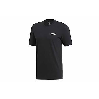Adidas Essentials Plain Tee DU0367 universal ganzjährig Männer T-shirt