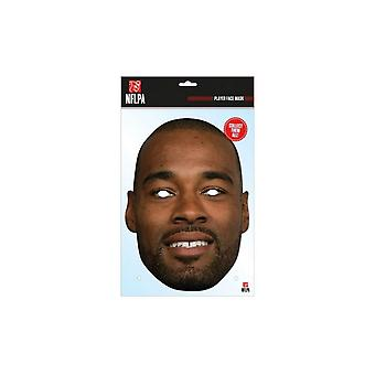 NFLPA Calvin Johnson Mask
