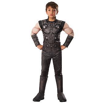 Avengers Boys Thor Deluxe Kostyme
