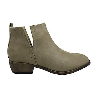 JC JOURNEE COLLECTION Womens Gwenn Fabric Pointed Toe Ankle Fashion Boots