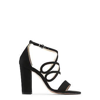 Made in Italia Original Women Spring/Summer Sandals - Black Color 29106