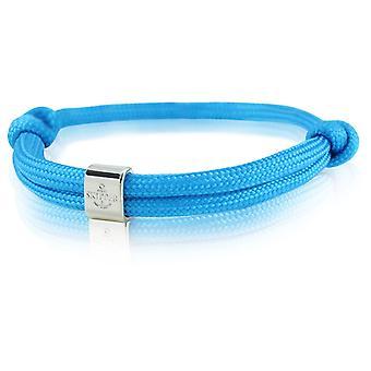 Skipper armbånd surfer band node maritimes armbånd blå 6775