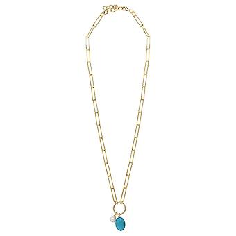 B r nice necklace and pendant - BE0048D