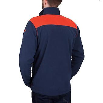 Helly Hansen Hombres Puesta del sol 1/2 Zip Fleece Pullover Quick Dry Sweater