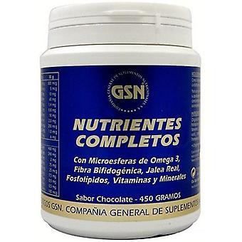 GSN Nutrients Complete Powder