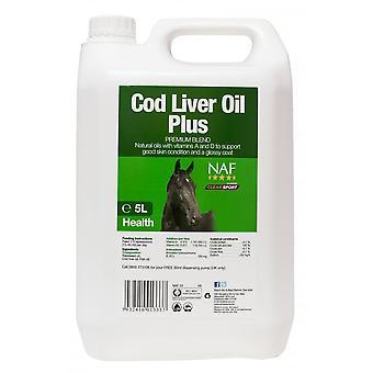 NAF Naf Cod Olio di Fegato Plus