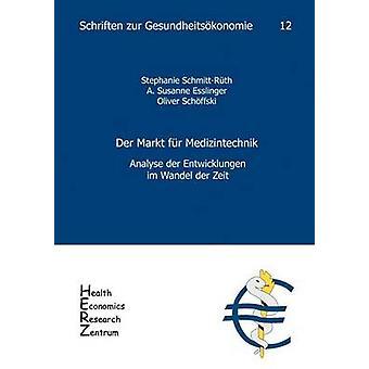 Der Markt Fur Medizintechnik by SchmittR Th & Stephanie