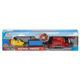 Thomas & Friends FJK53 Trackmaster Helpful Harvey