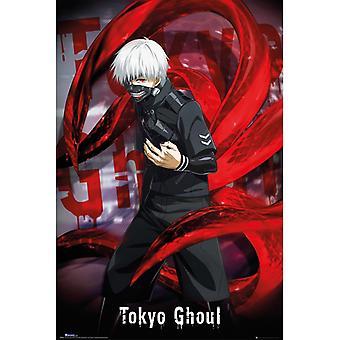 Tokyo Ghoul Ken Kaneki Maxi Poster