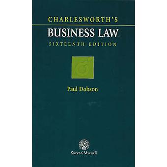 Charlesworth's Business Law by J. Charlesworth - 9780421604001 Book