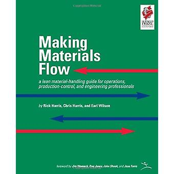 Making Materials Flow - A Lean Material-handling Guide for Operations