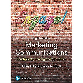 Marketing Communications - Touchpoints - sharing and disruption by Chr