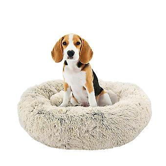 Long Plush Super Soft Pet Bed