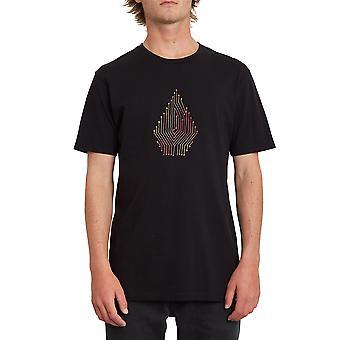 Volcom T-Shirt ~ Circuit LTW black